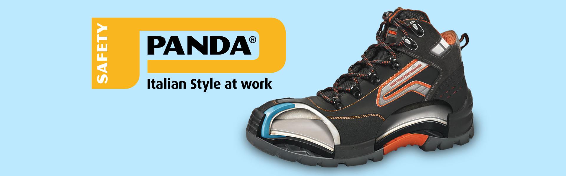 Pracovní obuv Panda